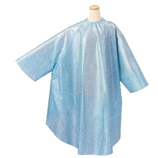 ワード ワンズワンパール袖付コールドクロス ブルー