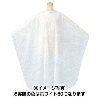 TBG シワカラーカット袖なしクロス ホワイト60