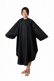 ヘアダイBIG袖付きSKITT2 ブラック50