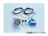 KITACO キタコ φ60 タコメーターキット ブルー 752-1083820