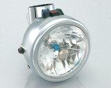 KITACO キタコ マルチリフレクターヘッドライトASSY クロームメッキ 800-1083200