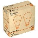 三菱化学メディア電球型LED LDA10LGV2X2 LDA10LGV2X2