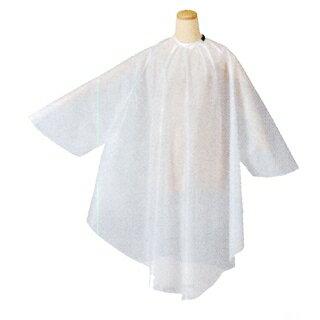 ヨシムラ ランサムカラーリングドレス袖付 ホワイト