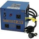 スター電器製造株式会社 SUZUKID/スズキッド ポータブル変圧器 トランスター Q-BEE 青の画像