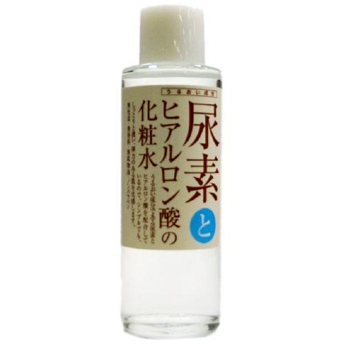 石沢 尿素とヒアルロン酸の化粧水