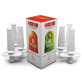 ZOKU 6 Sticks & 6 Drip Cups