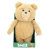 Ted2 テッド2 16インチ おしゃべりぬいぐるみ タンクトップ 赤タグVer.