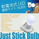 フジキン(FJK) 乾電池式LED電球ライト(5LED)