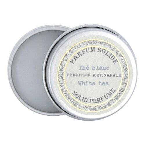 Senteur et Beaute(サンタールエボーテ) フレンチクラシック 練り香水 「ホワイトティー」
