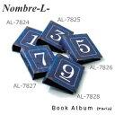 BOOKアルバム Alphabet&Nombre Lサイズ 9