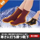 寒さに打ち勝つ靴下2  MRCパイレンとホットレイを使用