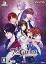 7'scarlet(セブンスカーレット)(限定版) Vita
