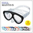GULL(ガル)MANTIS5( マンティス5 )マスク  GM-1035の画像