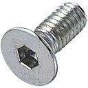 六角穴付皿ボルト(SCM435/ユニクローム)  M10×16