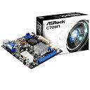 ASROCK Mini ITXマザーボード オンボード Ontario C-70 ・AMD A50M・DDR3 C70M1 C70M1