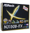 ASRock N3150B-ITX インテルCeleron N3150オンボード Braswell搭載Mini-ITXマザーボード