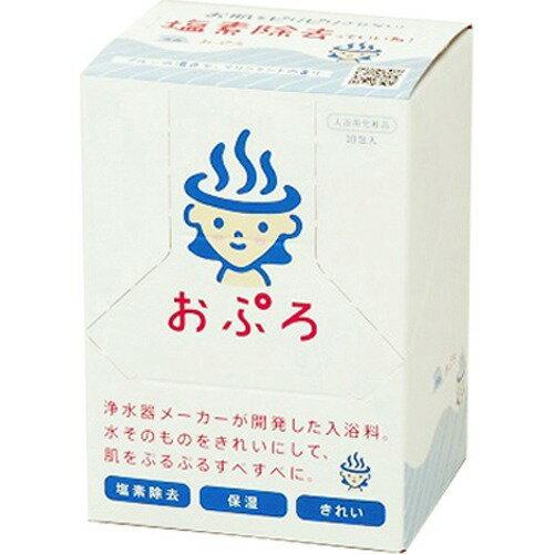 おぷろ 入浴剤 1包