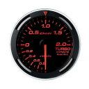 日本精機 メーター Defi デフィ Racer Gauge ターボ計 レッドレーサーゲージ DF06505