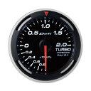 日本精機 メーター Defi デフィ Racer Gauge ターボ計 ホワイトレーサーゲージ DF06506
