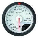 日本精機 メーター Defi-Link ADVANCE CR 水温計 52φ ホワイト DF08401