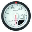 日本精機 メーター Defi-Link ADVANCE CR 油圧計 60φ ホワイト DF08901