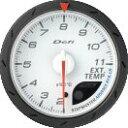 日本精機 メーター DefiLink ADVANCE CR  排気温度計 60φ ホワイト DF09301