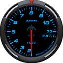 Defi 60Φ ブルーレーサーゲージ 排気温度計