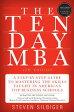 TEN-DAY MBA,THE /HARPER BUSINESS (USA)/PIETRA RIVOLI