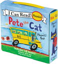 Pete the Cat Phonics Box /HARPER COLLINS/James Dean