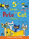 Pete the Cat: 5-Minute Cat Stories: Includes 12 Groovy Stories! /HARPER FESTIVAL/James Dean