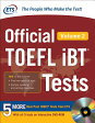 OFFICIAL TOEFL IBT TESTS VOLUME 1(P) /OTHERS/EDUCATIONAL TESTING SERVICE