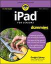 iPad For Seniors Dummies Dwight Spivey