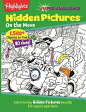 On the Move: A Hidden Pictures Super Challenge Book