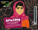 Scratch & Create: Amazing Women: Learn about 20 Brilliant and Inspiring Women as You to Reve /ROCKPORT PUBLISHERS/Anne Bentley