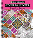 Color by Number Pink /PUBN INTL/Ltd Publications International