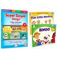 スーパー シンプル ソングス DVD 1 (子ども英語)  Super Simple Songs DVD Video Collection Vol. 1