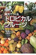 庭先でつくるトロピカルフル-ツ 小さく育てておいしい34種  /農山漁村文化協会/米本仁巳