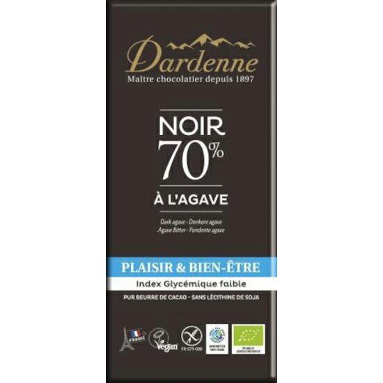 ダーデン アカベチョコレートダーク70%(海外有機認証)100g