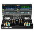 Native InstrumentsTRAKTOR KONTROL S4 MK2 DJパフォーマンス・システム/Lightening Cable新仕様