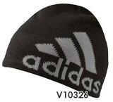adidas アディダス ロゴニット帽 V10326  JPL