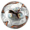 PUMA プーマ One Laser ball J 3 Silver-Shocking Orange-Puma Black 83012