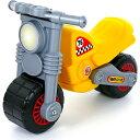 (乗用玩具・乗り物) モーターバイクイエロー