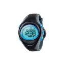 (オレゴン)Oregon 腕時計 エントリーモデル タッチパネル機能搭載 デジタル心拍計 チェストベルト付き ブルー SE102L メンズの画像