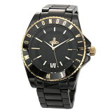 ヴィヴィアンウエストウッド Vivienne Westwood セラミック VV048GDBK レディース腕時計