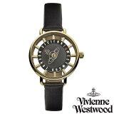 Vivienne Westwood 腕時計 'TATE' VV055BKBK レディース