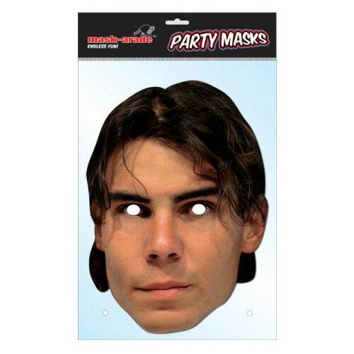 mask-arade パーティーマスク(ラファエル・ナダル/Rafael Nadal)