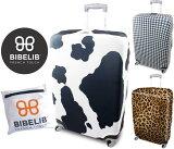 ビブリブ/BIBELIB スーツケースカバー