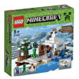 LEGO Minecraft The Snow Hideout 21120 レゴマインクラフト雪のアジト並行輸入品