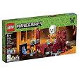 LEGO レゴ マインクラフト ネザー 21122 LEGO Minecraft 21122 the Nether