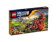 レゴジャパン LEGO レゴ 70316 ネックスナイツ ジェストロのマグマ戦車